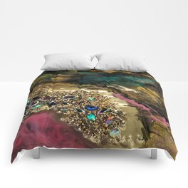 Dazzle  Mystrery Comforters