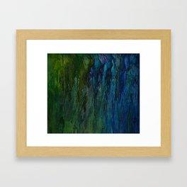 Scent of Rain Framed Art Print
