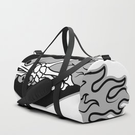 Demonkind logo sideways Duffle Bag