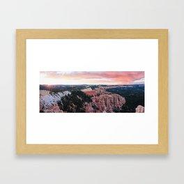 Bryce Canyon, Utah Framed Art Print