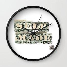 SELF MADE Script Wall Clock