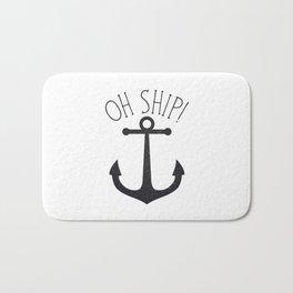 Oh Ship! Bath Mat