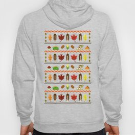 Ugly Thanksgiving Sweater Hoody