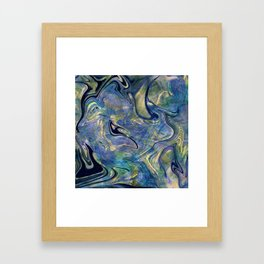 Bora Bora Framed Art Print