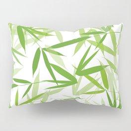 Bamboo Leaves Pillow Sham