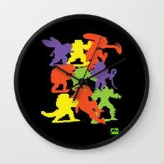 Bosses Wall Clock