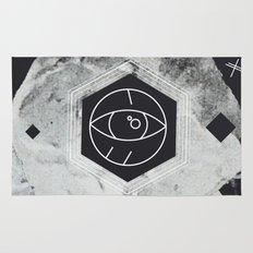 Moon Eye Rug