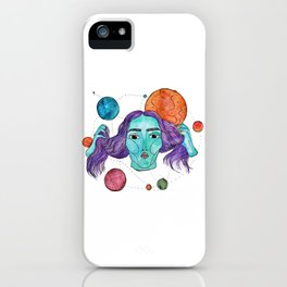 Out of this World/Out of my Mind iPhone Case