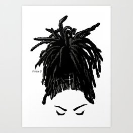 The Crown You Will Always Wear 4 Art Print