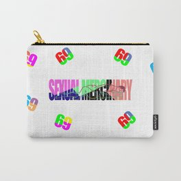 Sexual Mercinary Carry-All Pouch