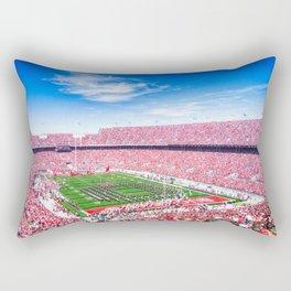 Block O Rectangular Pillow