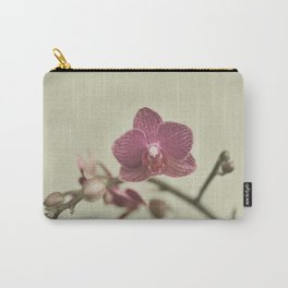 Orchid Arch Carry-All Pouch