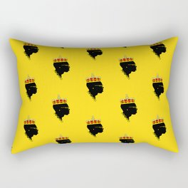 The Maestro - Yellow Rectangular Pillow