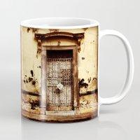 merida Mugs featuring Merida Puerta by Ken Seligson