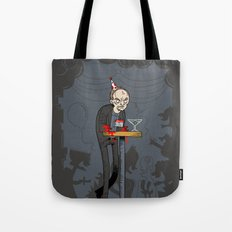 Richter at the Party Tote Bag
