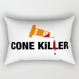Cone Killer v2 HQvector Rectangular Pillow