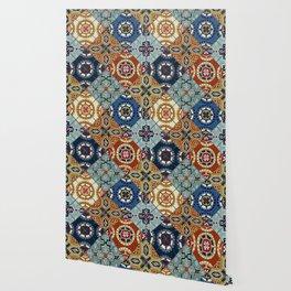 DESEO spanish tiles Wallpaper
