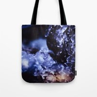 optimus prime Tote Bags featuring Optimus Prime IV by HappyMelvin