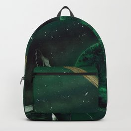 Copper Colored Comet Cometh Backpack