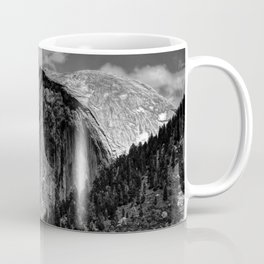 Half Dome Chrome Coffee Mug