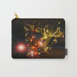 Christmas Lights Carry-All Pouch