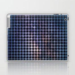 Houndstooth Nebula Laptop & iPad Skin