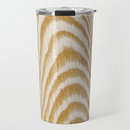 pine boards Travel Mug