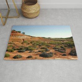 Lark Quarry - Outback Australia Rug