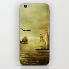 Coastal Glory iPhone & iPod Skin
