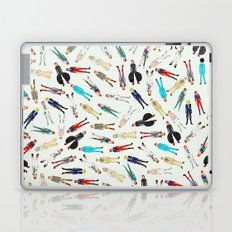 Floating Bowies Laptop & iPad Skin