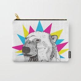 Polar Bear Confidence Carry-All Pouch