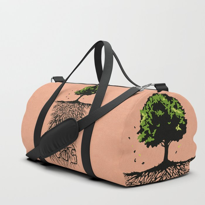 Know your Roots Duffle Bag