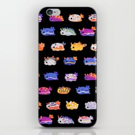 Sea Slug Day iPhone Skin