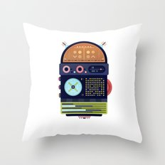 Device from another world #2 Throw Pillow