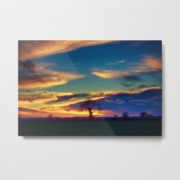 Dream Life Metal Print