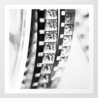 film Art Prints featuring film by Ingrid Beddoes