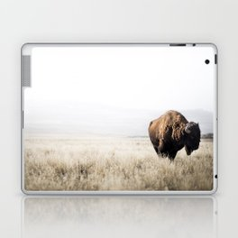 Bison stance Laptop & iPad Skin