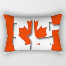 BS Canada Rectangular Pillow