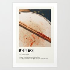 Whiplash Art Print