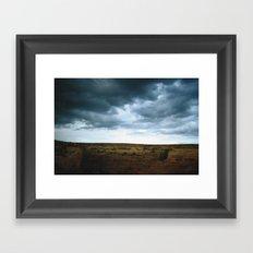 Arizona Sky Framed Art Print