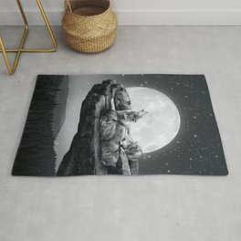 Echoes of a Lullaby Rug