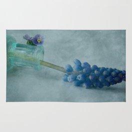Violette springs forth Rug