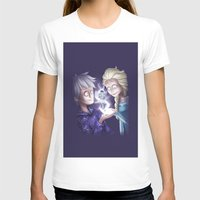 jack frost T-shirts featuring Frost Buddies by TheCakeIsSisley