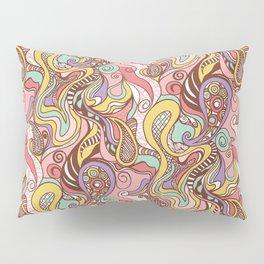 Psicodelic POP - Color 2 Pillow Sham