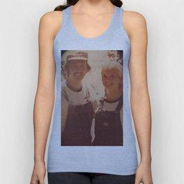 Mom and dad honeymoon Unisex Tank Top