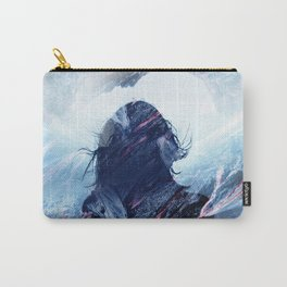 Magma Girl Carry-All Pouch