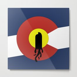 Denver, Colorado Metal Print