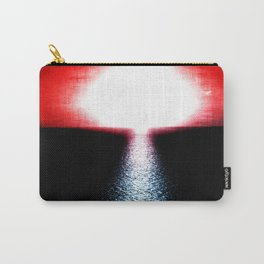bloody sunset Carry-All Pouch