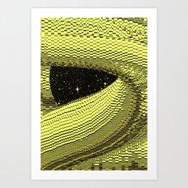 Deepspace Art Print