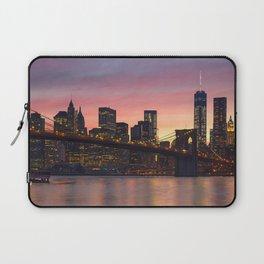 NEW YORK CITY 34 Laptop Sleeve